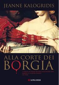 Alla corte dei Borgia - copertina