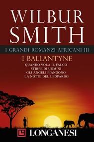I grandi romanzi africani III Ballantyne - copertina