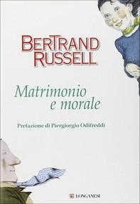 Matrimonio e morale - Librerie.coop