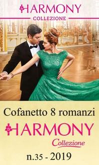 Cofanetto 8 Harmony Collezione n.35/2019 - Librerie.coop