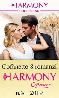 Cofanetto 8 Harmony Collezione n. 36/2019 - Librerie.coop