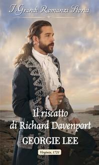 Il riscatto di Richard Davenport - Librerie.coop