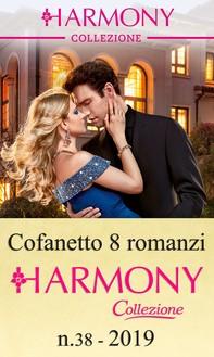 Cofanetto 8 Harmony Collezione n.38/2019 - Librerie.coop
