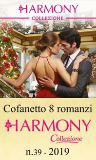 Cofanetto 8 Harmony Collezione n.39/2019 - Librerie.coop