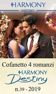 Cofanetto 4 Harmony Destiny n.39/2019 - Librerie.coop