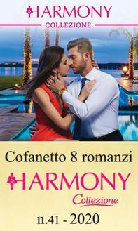 Cofanetto 8 Harmony Collezione n.41/2020 - Librerie.coop