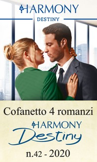 Cofanetto 4 Harmony Destiny n.42/2020 - Librerie.coop
