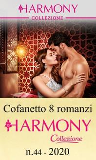 Cofanetto 8 Harmony Collezione n.44/2020 - Librerie.coop