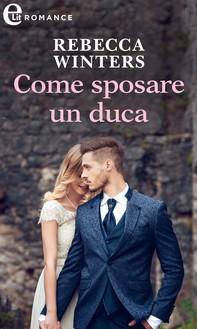 Come sposare un duca (eLit) - Librerie.coop