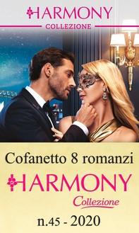 Cofanetto 8 Harmony Collezione n.45/2020 - Librerie.coop