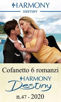 Cofanetto 6 Harmony Destiny n.47/2020 - Librerie.coop