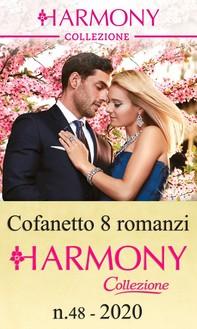 Cofanetto 8 Harmony Collezione n.48/2020 - Librerie.coop