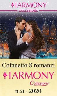 Cofanetto 8 Harmony Collezione n.51/2020 - Librerie.coop