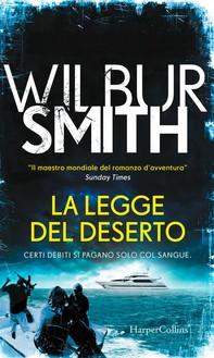 La legge del deserto - Librerie.coop