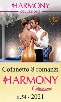 Cofanetto 8 Harmony Collezione n.54/2021 - Librerie.coop