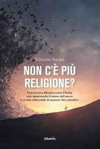 Non c'è più religione? - Librerie.coop