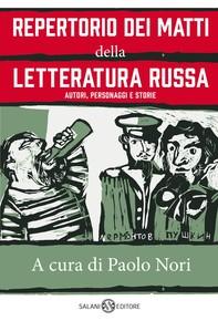 Repertorio dei matti della letteratura russa - Librerie.coop