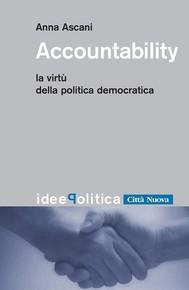 Accountability. La virtù della politica democratica - copertina