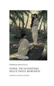 Typee, Un'Avventura nelle Isole Marchesi - copertina