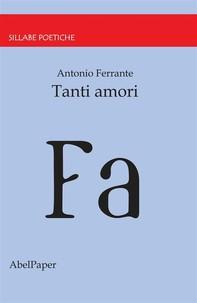 Tanti Amori - Librerie.coop