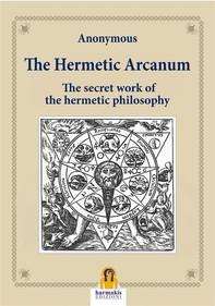 The Hermetic Arcanum - Librerie.coop