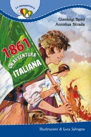 1861. Un'avventura italiana - copertina