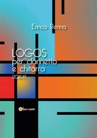 LOGOS per clarinetto e chitarra - Librerie.coop
