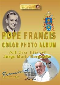 Pope Francis color photo album - Librerie.coop