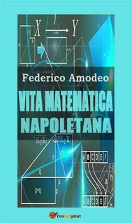 Vita matematica napoletana (studio storico, biografico, bibliografico) - copertina
