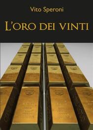 L'oro dei vinti - copertina