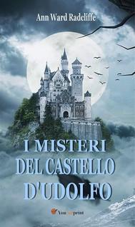 I misteri del castello d'Udolfo (Edizione italiana completa in 4 volumi) - copertina