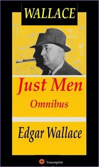 Just Men Omnibus (Complete collection) - Librerie.coop