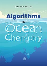 Algorithms in Ocean Chemistry - Librerie.coop