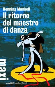 Il ritorno del maestro di danza - copertina