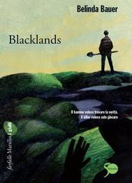 Blacklands - copertina