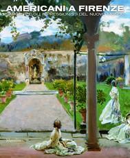Americani a Firenze - copertina