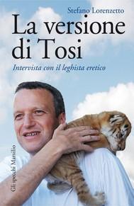 La versione di Tosi - copertina
