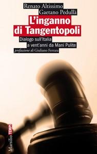 L'inganno di Tangentopoli - copertina