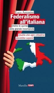 Federalismo all'italiana - copertina