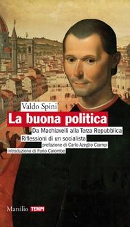 La buona politica - copertina