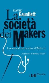 La società dei makers - copertina