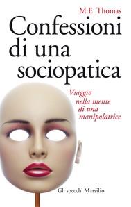 Confessioni di una sociopatica - copertina
