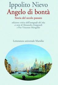 Angelo di bontà (ed. 1855) - copertina