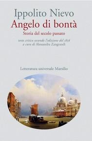 Angelo di bontà (ed. 1856) - copertina