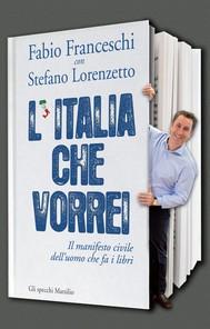 L'Italia che vorrei - copertina