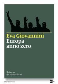 Europa anno zero - copertina