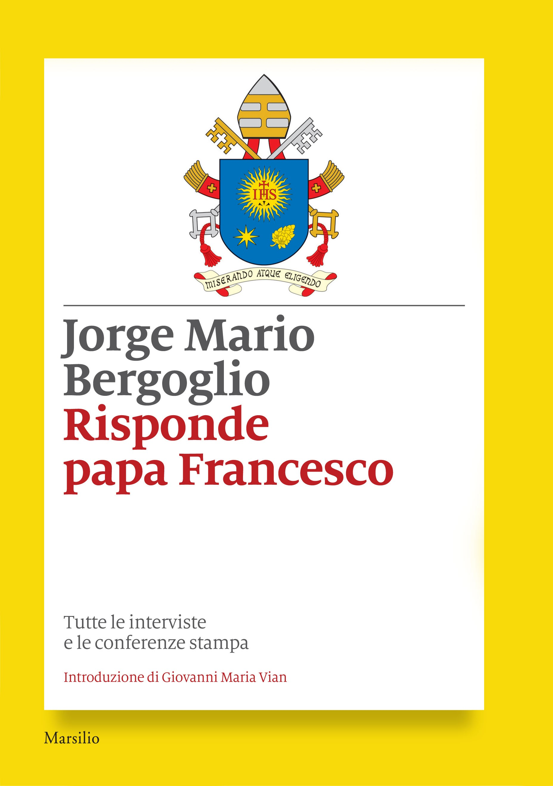 Google Book Cover Images Api : Risponde papa francesco jorge mario bergoglio ebook