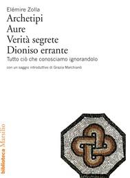 Archetipi, Aure, Verità segrete, Dioniso errante - copertina