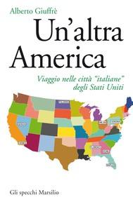 Un'altra America - copertina