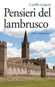 Pensieri del Lambrusco - copertina